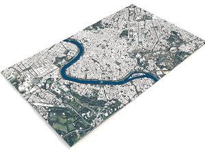 rome city italy 3D model