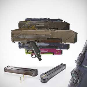 weapon | smg 3D model