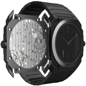 watch bvlgari 3D model