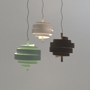 pendant lamp 3D