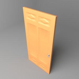 door 19 3D model