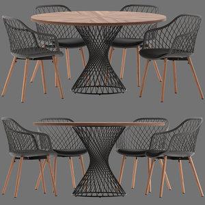 innova australia amina table 3D