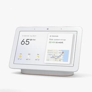 google nest hub model