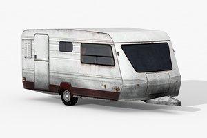 caravan 03 3D model