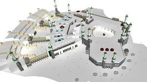 makkah 2020 3D model