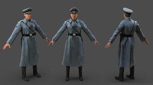 3D herr kommandant model