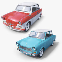 Trabant Car Collection