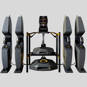 3D loudspeaker