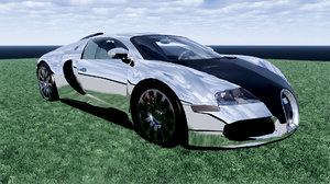 car sport 3D model