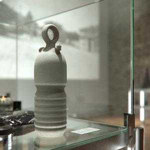 earthenware pitcher water model
