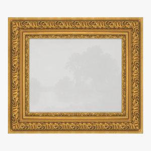 3D frame picture v25