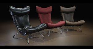 asset chair model