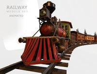 Railway Set