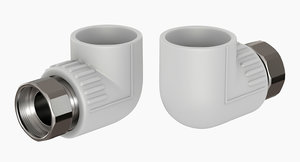 3D nut fitting