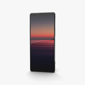 3D sony xperia 1