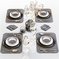 Table setting 26