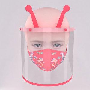 3D medical face shield mask model