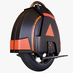 monowheel wheel model