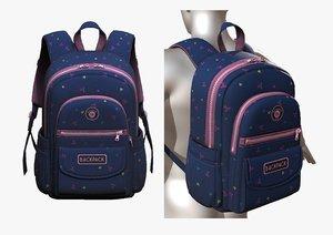 luggage fashion bag model