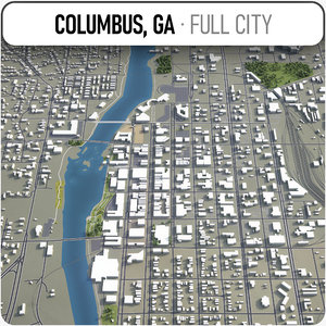 columbus surrounding - model