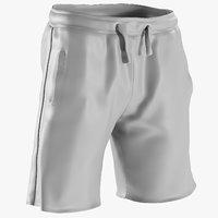 Men's Short 1 BASE MESH