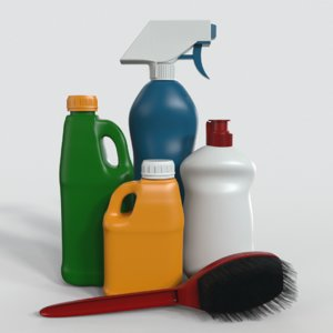 cleaning products model