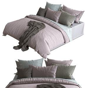 3D bed 46