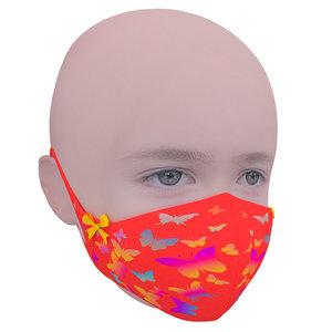 3D model medical mask kids