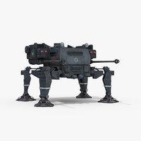 Spider Panzer Concept