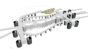 3D jamaraat bridge 2020