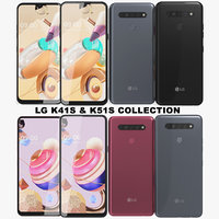 LG K41S & K51S Collection