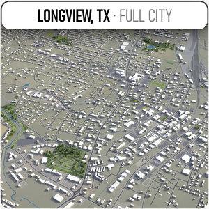 longview surrounding - model