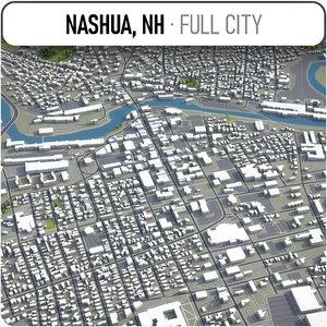 nashua surrounding - model