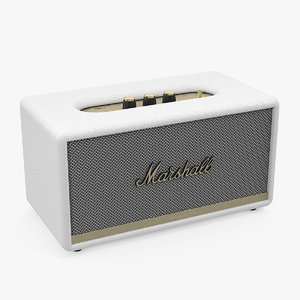 marshall stanmore ii wireless 3D