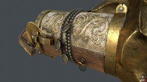 3D monster gun