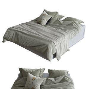 bed 47 3D model