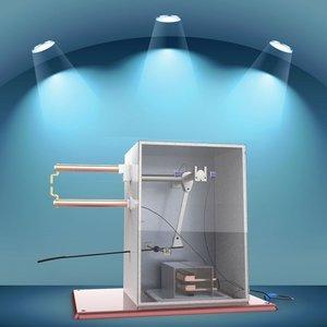spot welding machine 3D