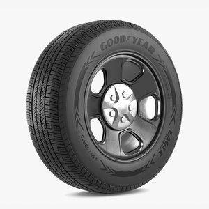3D eagle enforcer wheel tire