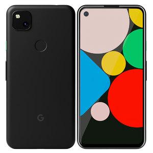 google pixel 4a 3D