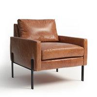 Gunnison Leather Chair