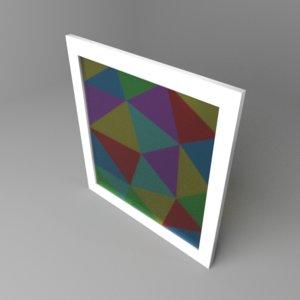 3D model window 14