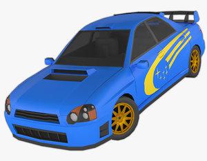 polycar n103 lp1 cars 3D