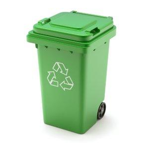 plastic trash 3D