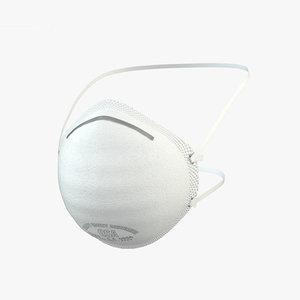 3D dust mask ffp2