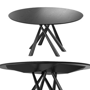 forest table 150 3D model
