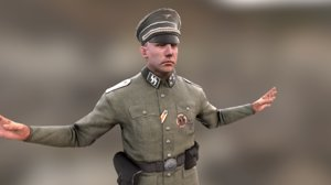 ready german officer games 3D