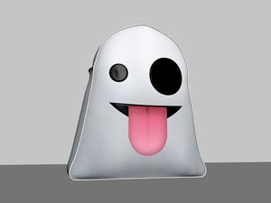 ghost backpack 3D