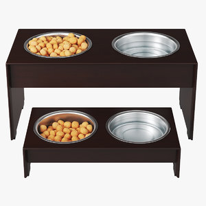 pet feeder food model