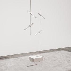 3D esprit light set model
