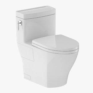 3D toto toilet piece